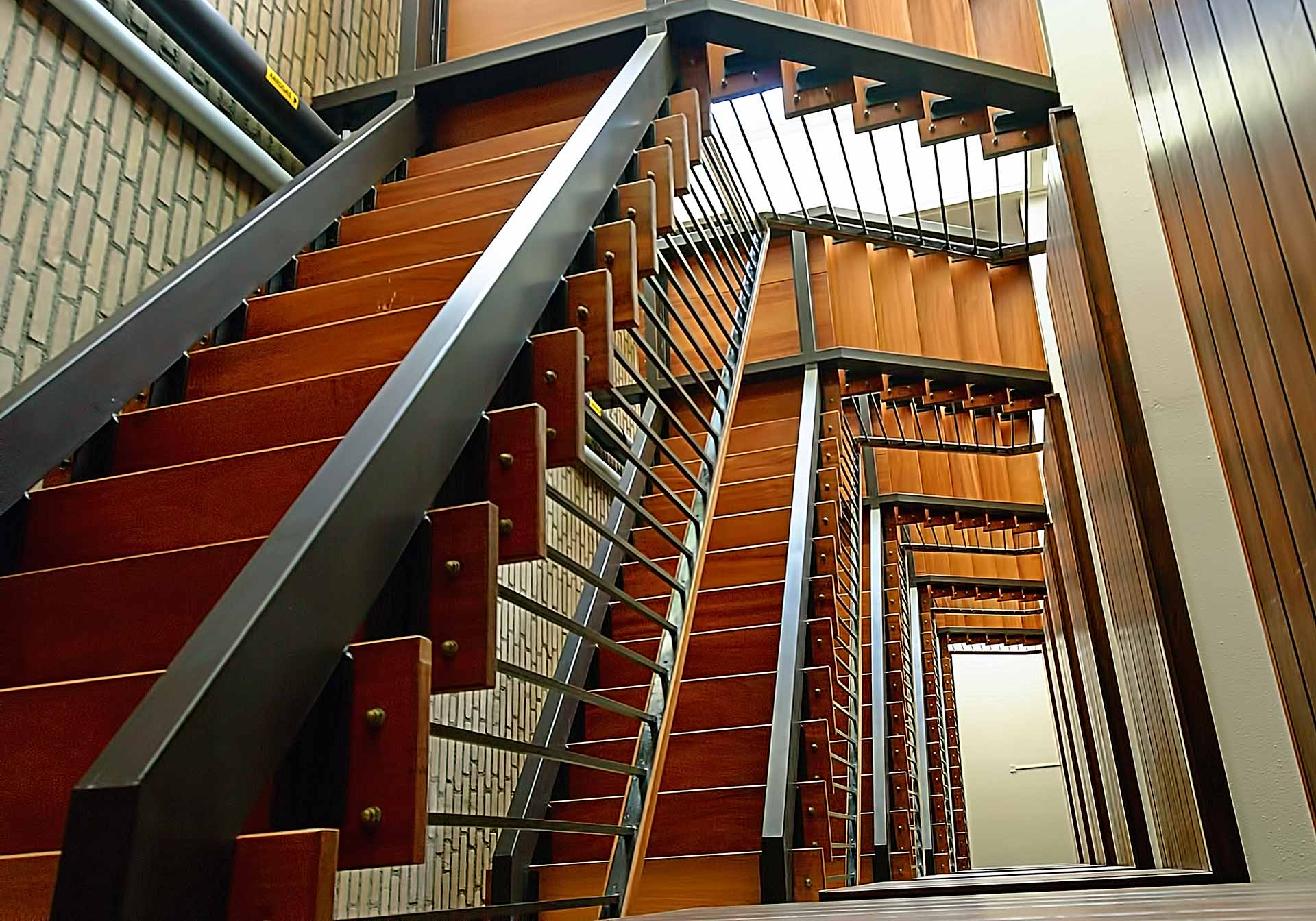 Staircase, but what is up?